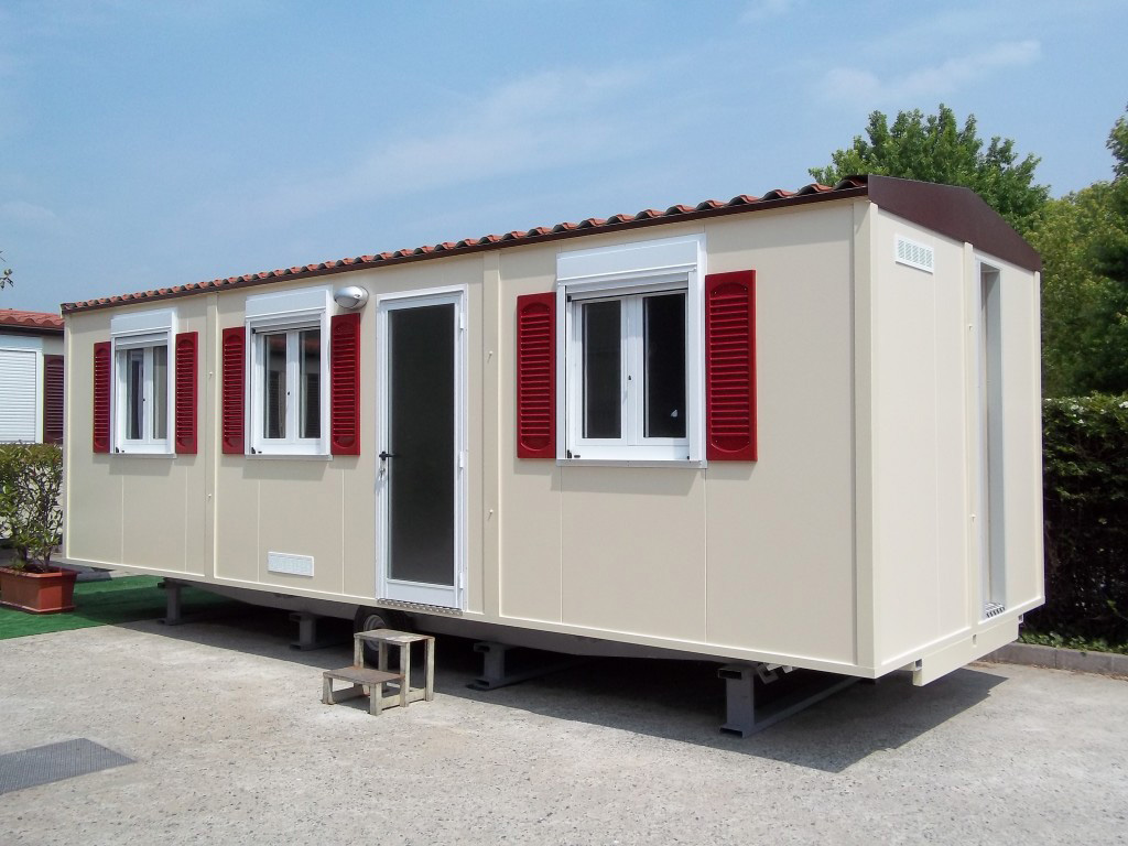 Mobile Homes Homes On Wheels Housing Modules For Campsites